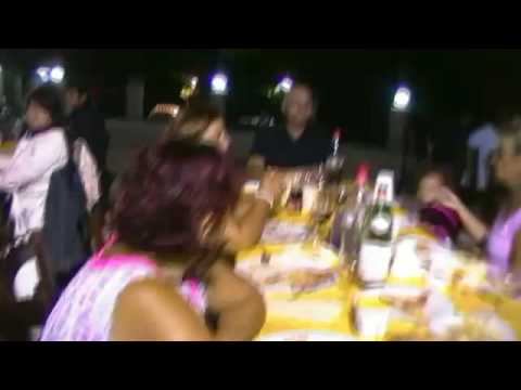 antigua residence fondachello - tutti in pizzeria (i tavoli)
