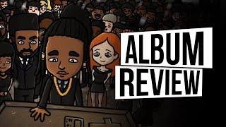 Aha Gazelle 'Trilliam 3' (Album Review)