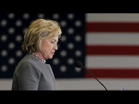 LIVE Hillary Clintons Elections 2016 concession speech from New York
