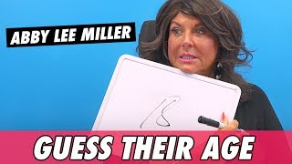 Abby Lee Miller - Guess Their Age