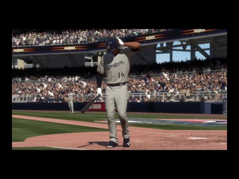 MLB THE SHOW 18 The Franchise Begins