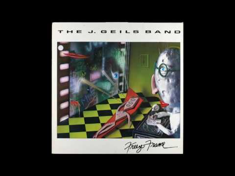 The J Giels Band  Freeze Frame 1981