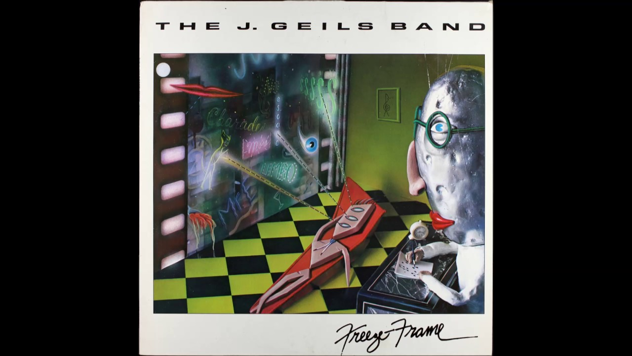 The J. Giels Band - Freeze Frame (1981) - YouTube