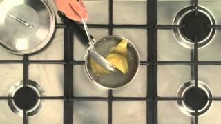 Ravioles de langoustine