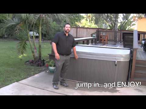 How to Choose Between a 110v or 220v Hot Tub Installation