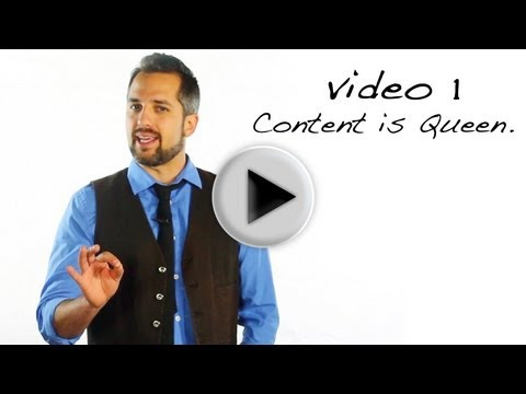 Content is Queen- How to Create Content for your Offer