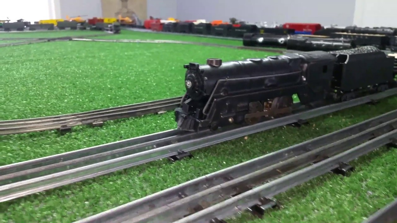 MARX 595 / EBAY $ 7 50 / UNBOXING / HAS A MOTOR PROBLEM by BENZ TRAINZ