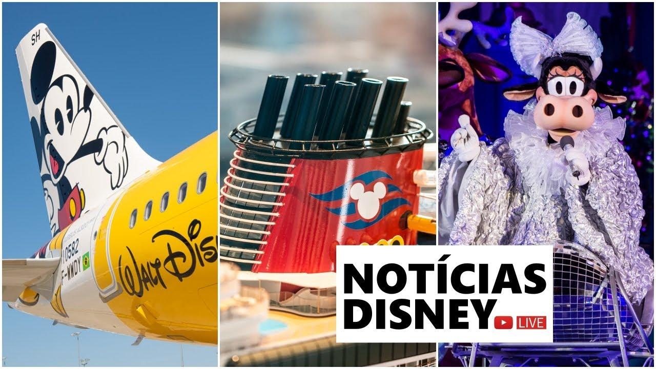 Resumo da Semana | Notícias Disney 16/10/21