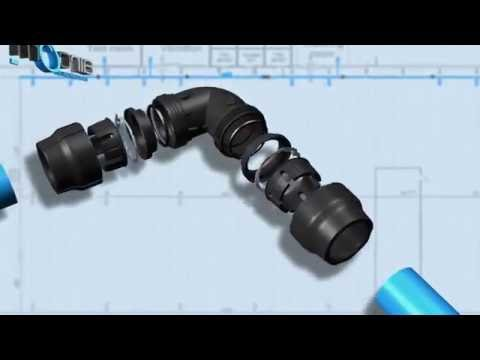 3D Aircom Compressed Air Piping
