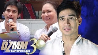 Piolo Pascual on DZMM 30th Anniversary | DZMM 630 SID