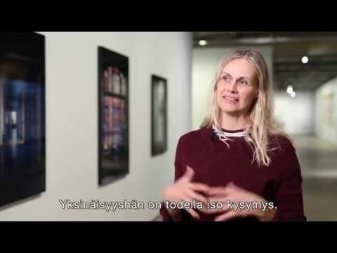 Nykyaikaa etsimässä: Maria Friberg