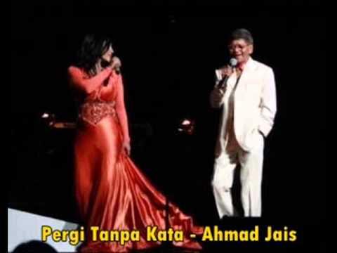 Pergi Tanpa Kata - Ahmad Jais