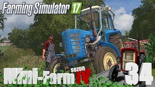 """Farming Simulator 17 Mini-Farm #34 - """"Sąsiadowe wybryki"""""""
