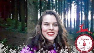 Forest Walk and Pamper Evening | Vlogmas Day 23 | Jenny E