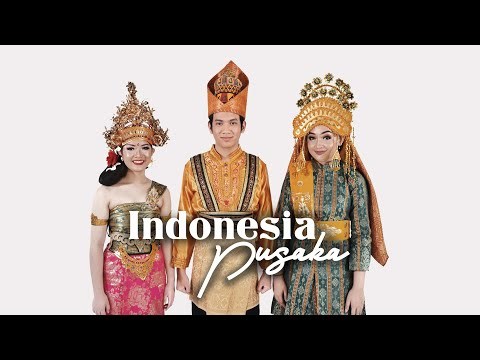 Indonesia Pusaka - Vari, Felice U0026 Yosi (Etnik U0026 EDM Version)