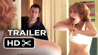 Blended Official Trailer #1 (2014) - Adam Sandler, Drew Barrymore Comedy HD thumbnail