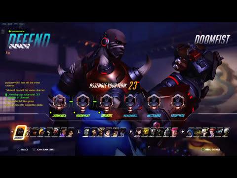 Overwatch Team Recruitment
