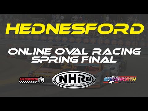 Online Oval Racing - Spring Final