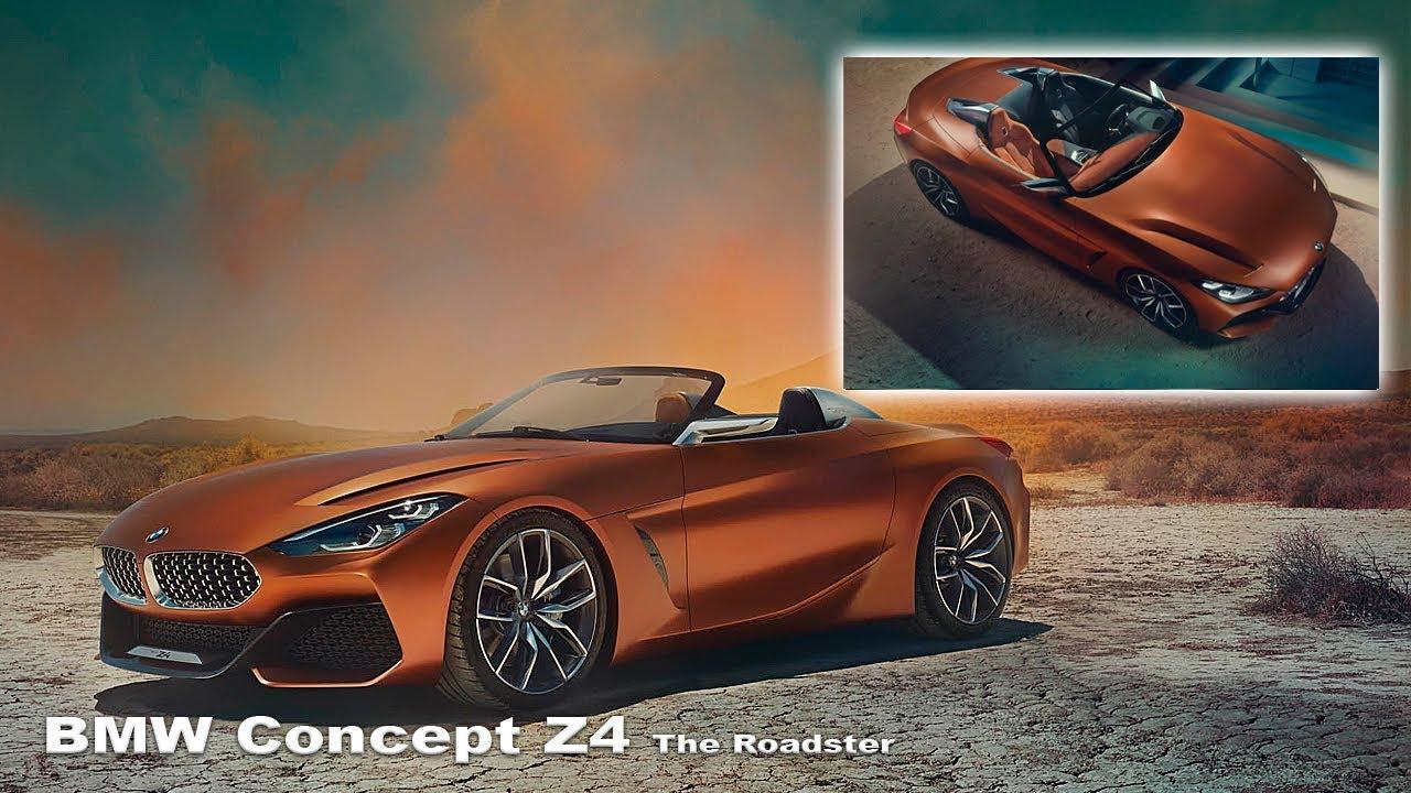 Bmw Z4 Concept 2019 Interior And Exterior Bmw Concept Roadster