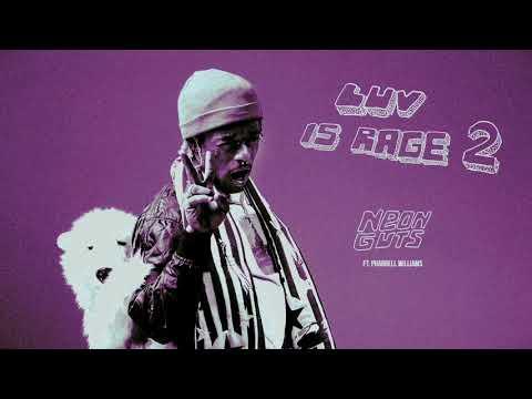 Lil uzi - Neon Guts ft Pharrell Williams (Slowed)