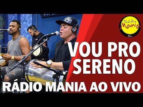 Radio Mania - Vou Pro Sereno - Deixa Estar  Frasco Pequeno  Lucidez