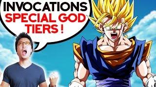 DBZ DOKKAN BATTLE - INVOCATIONS PORTAIL GOD TIERS (1)