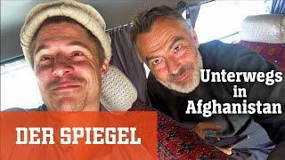 Unterwegs in Afghanistan: »Eine surreale, absurde Reise«   DER SPIEGEL