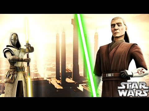 The Story of the Guardian of the Jedi Temple – Star Wars Explained