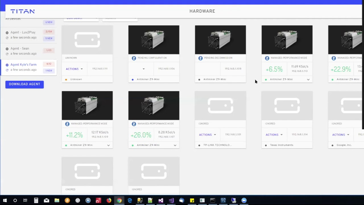 Bloq Labs' Titan Aims to Simplify Crypto Farming - CoinDesk