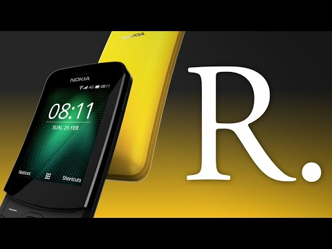Nokia 8110 4G Australian hands-on & review