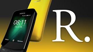 Nokia 8110 4G Australian hands-on & review