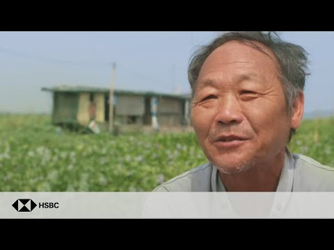 HSBC Water Programme | Stories from the Yangtze