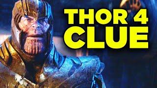 Avengers Endgame Easter Egg Reveals Thor 4 Plot? Beta Ray Bill Theory!