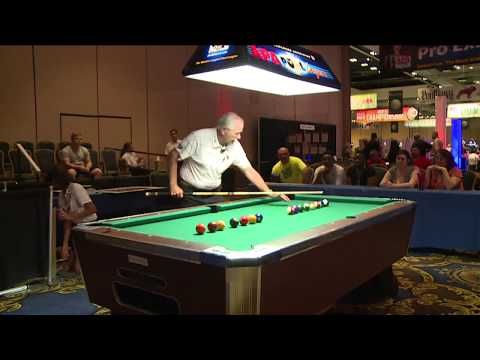 2017 World Pool Championships - Dr. Cue Exhibition
