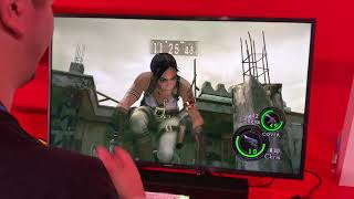 Resident Evil 5 on Nintendo Switch - Off-Screen Gameplay (E3 2019)