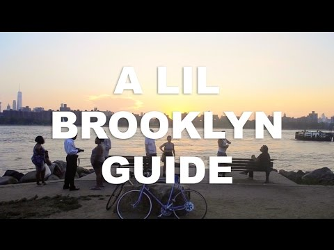 First Vlog | A Lil Brooklyn Guide
