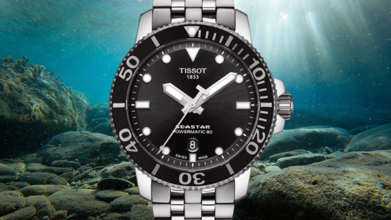 7ee468504 BEST AFFORDABLE SWISS DIVER?: Tissot Seastar 1000 Powermatic 80 ...