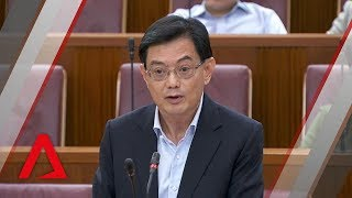 Heng Swee Keat on Singapore's reserves