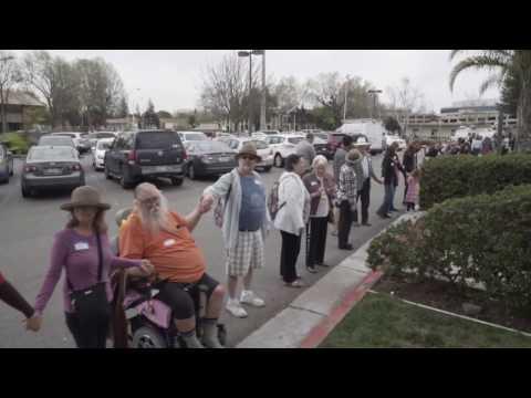 Hands Around the Mosque @ MCA Santa Clara, CA