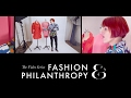 How To Turn a Chanel Coat into Heart Health Awareness