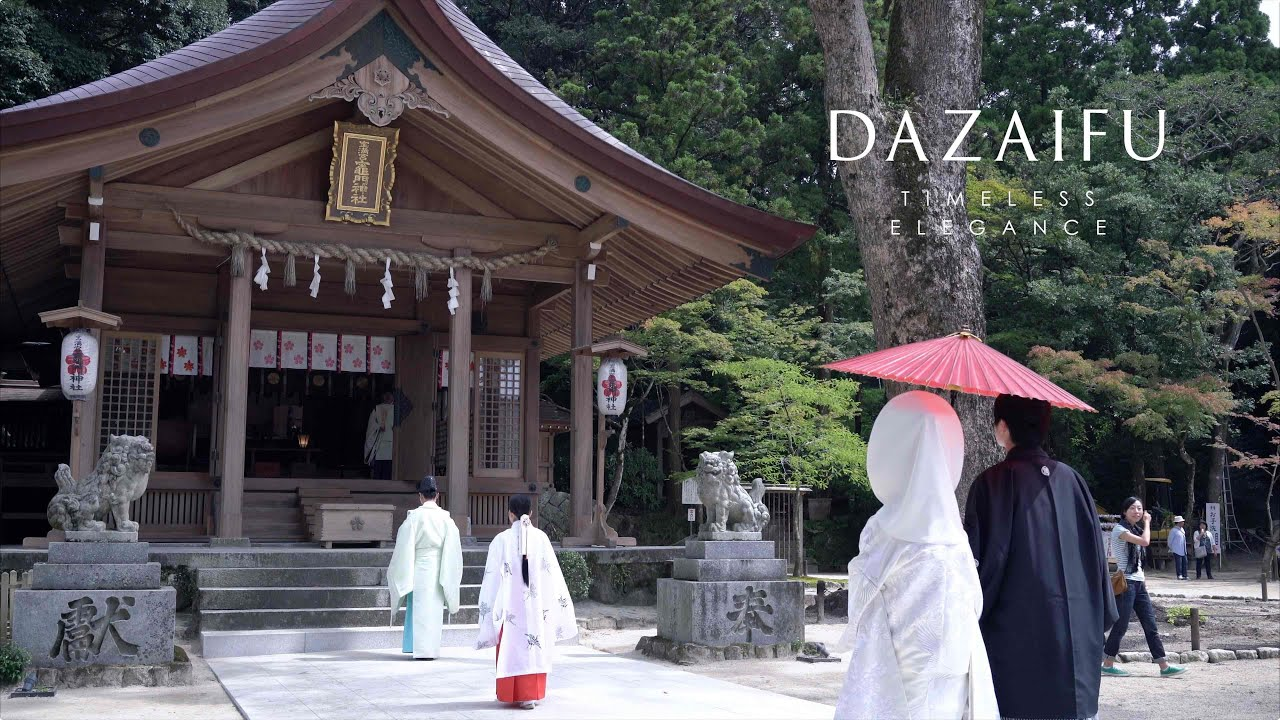 Dazaifu Japan  city photos : Dazaifu, Japan 4K Ultra HD 太宰府 Summer YouTube