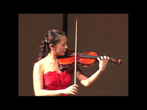 Ji Eun Anna Lee - N Paganini - Caprice No 11 Op 1