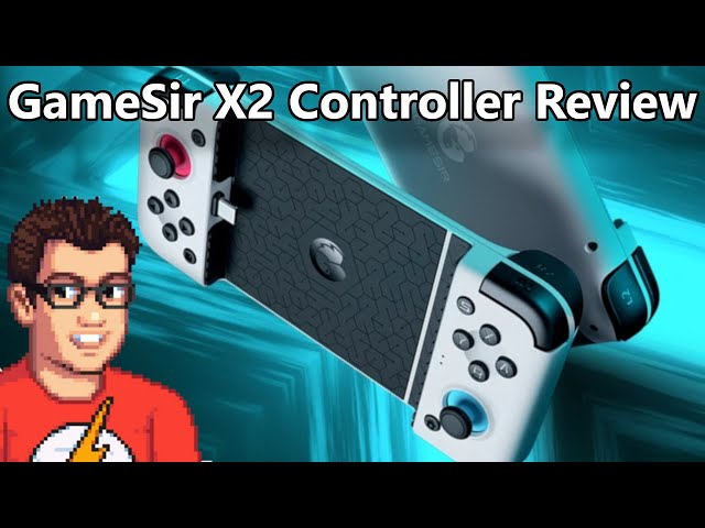 Gamesir X2 Type-C Mobile Gaming Controller - Review - Turn Your Phone Into A Switch