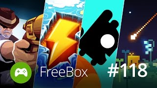 FreeBox #118: Doodle God, Devil Eater, Green the Planet, Jump Nuts