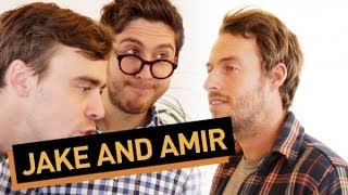 Jake and Amir: Amnesia