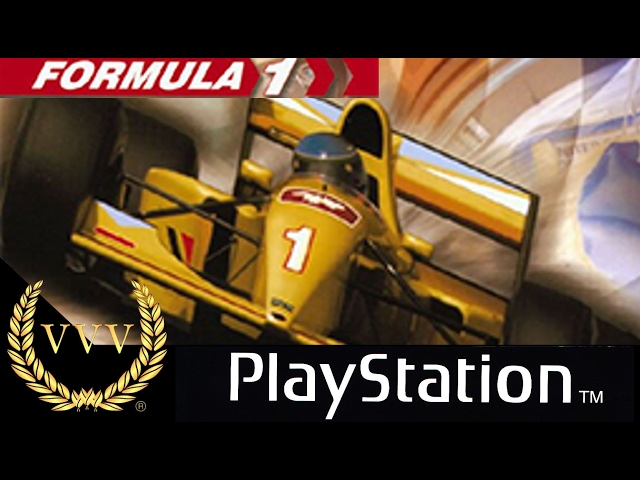 Formula One - Playstation 1
