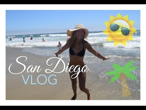 TRAVEL TO SAN DIEGO WITH ME