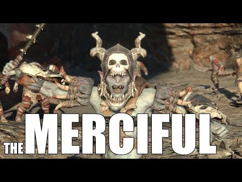 Middle Earth Shadow of War : Cool Orc Encounters & Quotes #86 THE MERCIFUL HUMILIATOR Uruk