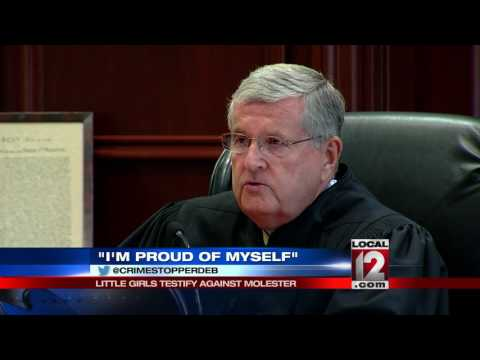Victim speaks as molester is sentenced in Clermont County