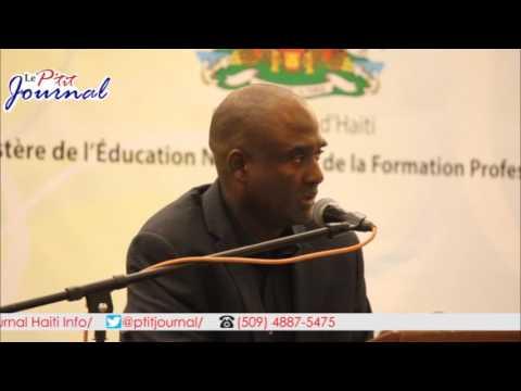 NOUVELLE VISION POUR L'EDUCATION EN HAITI PAR  DISCOVERY  EDUCATION.